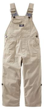 Carter's OshKosh B'gosh Baby Clothing Outfit Boys Pork-Chop Pocket Convertible Overalls