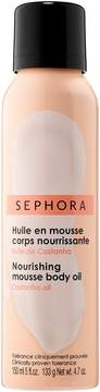 SEPHORA COLLECTION Nourishing Mousse Body Oil