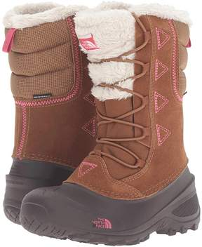 The North Face Kids Shellista Lace II Girls Shoes