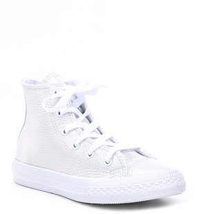 Converse Girls' Chuck Taylor All Star Hi Top Sneakers