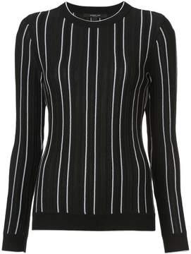 Derek Lam striped fitted sweater