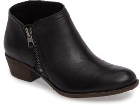 Lucky Brand Women's Brielley 2 Asymmetrical Bootie