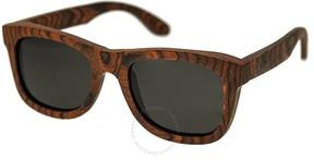 Spectrum Peralta Wood Sunglasses