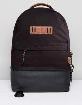 Fossil Summit Backpack in Canvas & Coated Canvas