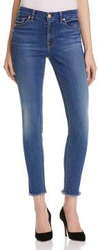 7 For All Mankind Skinny Ankle Jeans in Reign - 100% Exclusive
