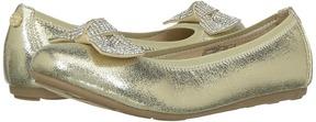 Stuart Weitzman Fannie Glitz Girl's Shoes