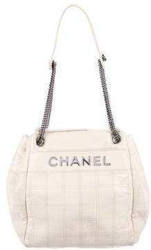 Chanel Square Quilt Lax Bag