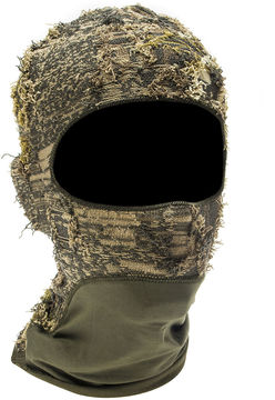 Asstd National Brand QuietWear Grassy Balaclava Hat
