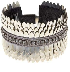 Deepa Gurnani deepa by Floria Feather Style Bracelet