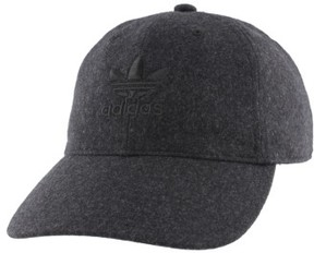 adidas Men's Relaxed Plus Baseball Cap - Black