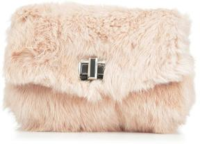 Women's TASSISP - Fur Clutch