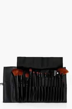 boohoo Professional 16 Pieces Brush Set