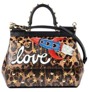 Dolce & Gabbana Dolce E Gabbana Women's Multicolor Leather Handbag. - MULTIPLE COLORS - STYLE