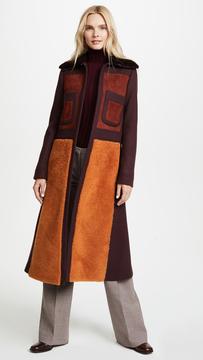 Anya Hindmarch Long '70s Coat