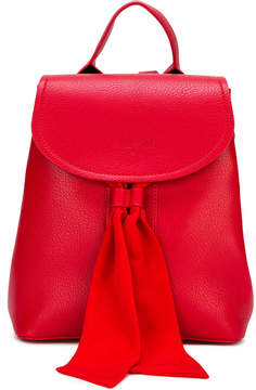 Patrizia Pepe Junior Teen ribbon-detailed backpack