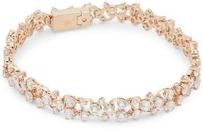 Adriana Orsini Women's Caspian Crystal Line Bracelet