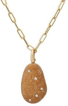 Cvc Stones Women's Camel Pendant Necklace