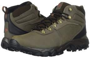 Columbia Newton Ridge Plus II Waterproof Men's Waterproof Boots
