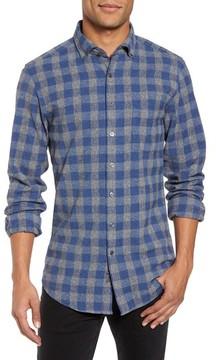 Rodd & Gunn Men's Avon River Sports Fit Check Flannel Shirt