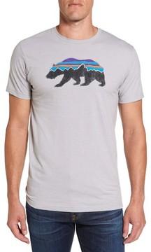 Patagonia Men's Fitzroy Bear Graphic T-Shirt