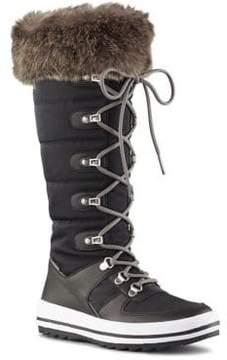 Cougar Vesta Lace-Up Mid-Calf Boots