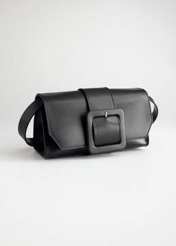 And other stories Buckle Crossbody Bag