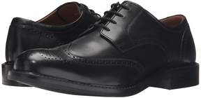 Johnston & Murphy Tabor Casual Dress Wingtip Oxford Men's Lace Up Wing Tip Shoes