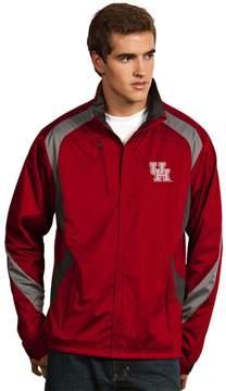 Antigua Men's Houston Cougars Tempest Desert Dry Xtra-Lite Performance Jacket