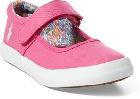 Ralph Lauren Pippa Canvas Sneaker