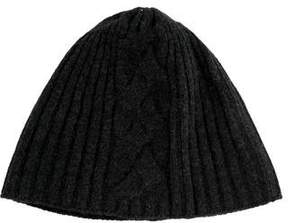 St. John Cable Knit Beanie