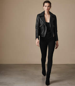 Reiss Patti High-Rise Skinny Jeans