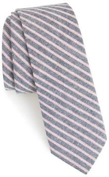 1901 Men's Rossie Stripe Cotton Tie