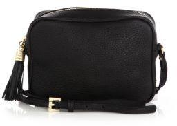 GiGi New York Madison Pebbled Leather Crossbody Bag