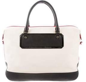Jason Wu Grained Leather Satchel