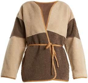 Velvet by Graham & Spencer Ofelia reversible faux-shearling jacket