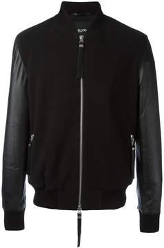 Blood Brother Alpha II bomber jacket
