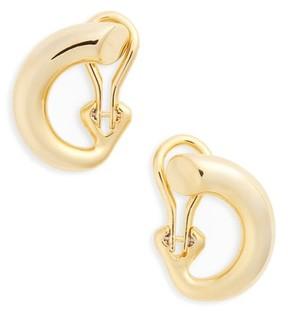 Charlotte Chesnais Women's Monie Small Vermeil Hoop Earrings