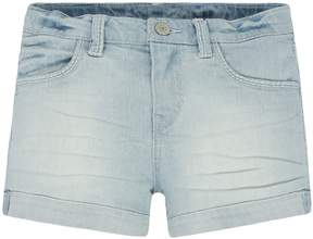Levi's Girls 7-16 Thick Stitch Shortie Shorts