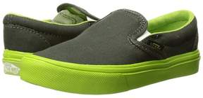 Vans Kids Classic Slip-On Lite (Little Kid/Big Kid)