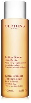 Clarins Extra-Comfort Toning Lotion for Dry or Sensitive Skin/6.8 fl. oz.