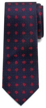 Cufflinks Inc. Boy's Cufflinks, Inc. 'Star Wars(TM) - Stormtrooper Dot' Silk Tie