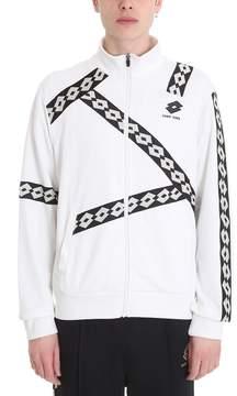 Damir Doma White Polyester Sweatshirt