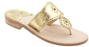 Jack Rogers Women's Whipstitched Flip Flop