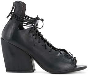Marsèll Mostro lace-up booties