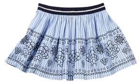 Joe Fresh Striped Skirt (Big Girls)