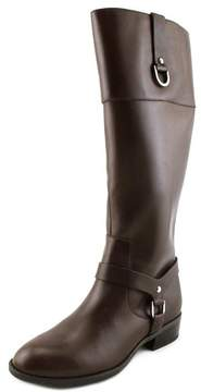 Lauren Ralph Lauren Mesa Women US 8.5 Brown Knee High Boot