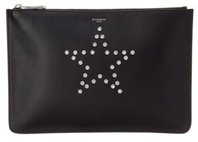 Givenchy Mirror Rivets Pouch.