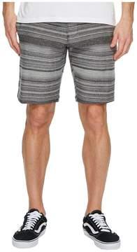 VISSLA Sofa Surfer Viajero Fleece Shorts 20 Men's Shorts