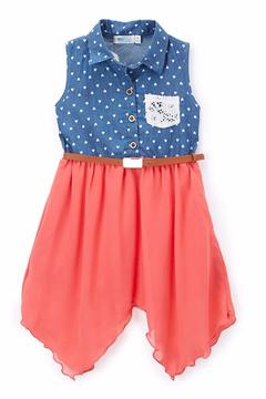 No Name Chiffon Summer Dress