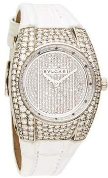Bvlgari Diamond Ergon Watch